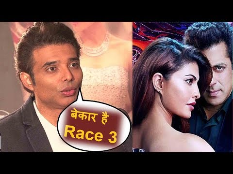 Uday chopra Shocking Reaction ON Race 3...