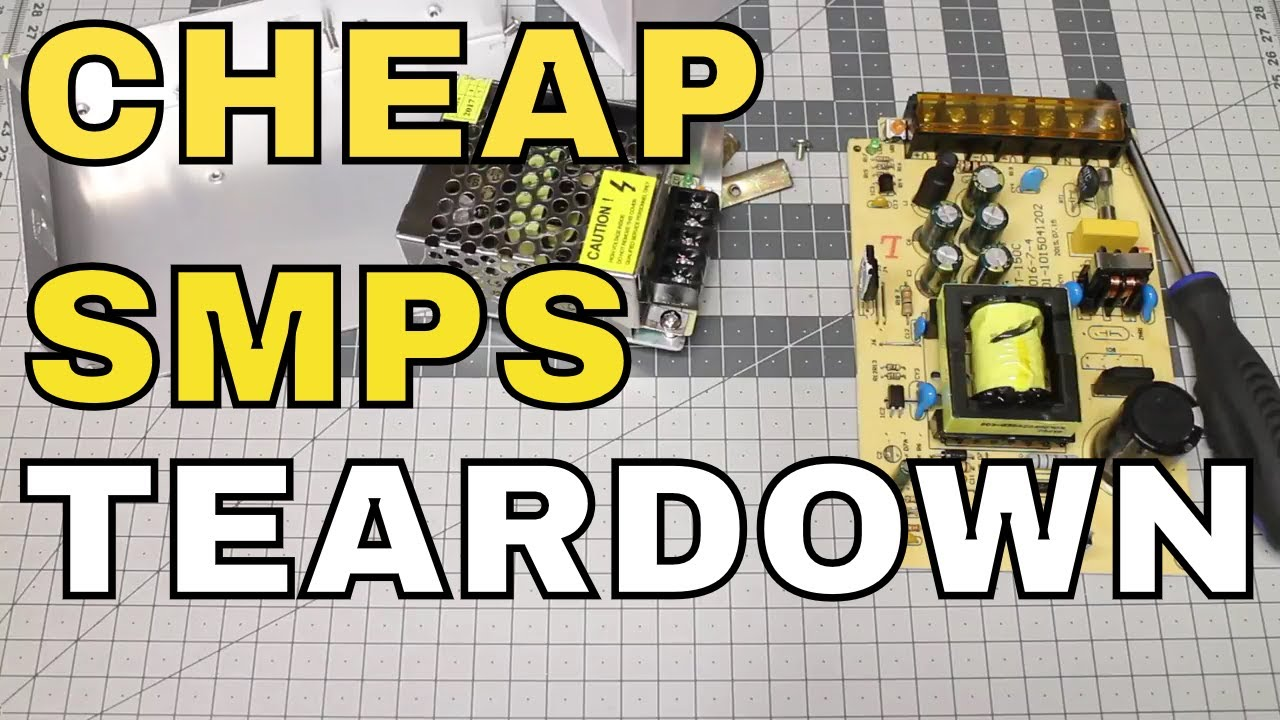 Pwm Switch Teardown Eevblog 262 World39s Simplest Soft Latching Power Circuit