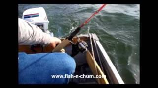 Fish-n-chum Fishing Rod / Pole Holder