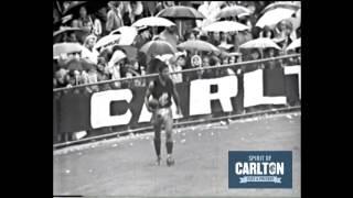 Syd Jackson - Carlton Football Club Past Player