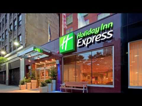 Hotel Holiday Inn Express Times Square New York