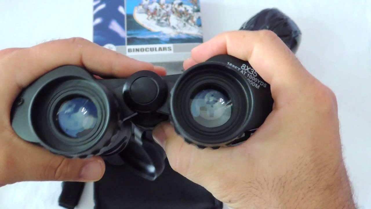 Dealswagen 10x50 Marine Fernglas Mit Entfernungsmesser Und Kompass Bak 4 : Unboxing omegon fernglas hunter youtube