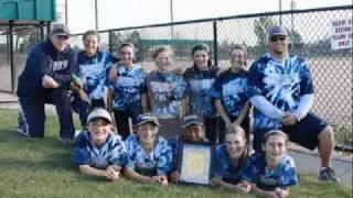 psyclones halloween bash 12u girls softball