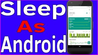 sleep as Android: Sleep cycle tracker, smart alarm  Sleep As Android App Review #HelpingMind