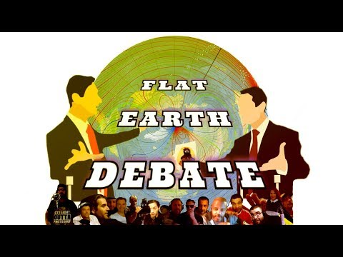 Flat Earth Debate 1080 Uncut & After Show thumbnail