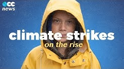 Climate strikes inspired by Greta Thunberg are on the rise. | OCC News
