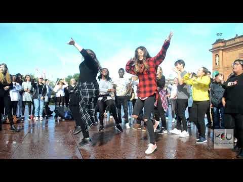 Kpop Dance Battle - KCU K-Day Hamburg 2017