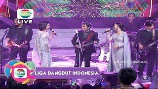 Rhoma Irama & Rara & Selvi - Sawan Ka Mahina   Konser Kemenangan Liga Dangdut Indonesia