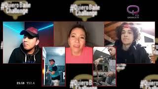 #QuieroBaileChallenge - 13/09/20 - Décimo segundo programa, segundo bloque