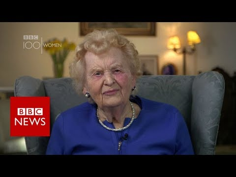 93-year-old spy still keeping war secrets - BBC News