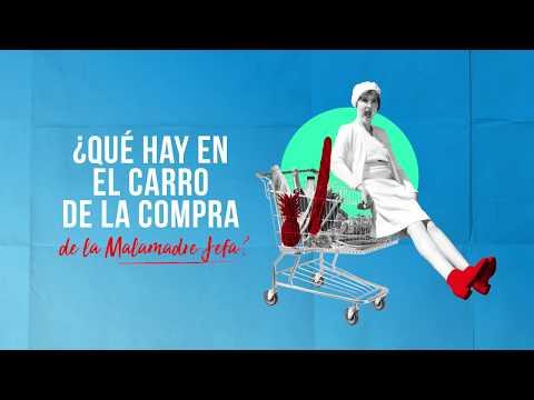 'Hacer la compra con la Boticaria García y la Malamadre Jefa'