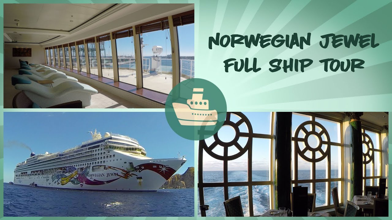 Bath Room Designs Norwegian Jewel Ship Tour Youtube