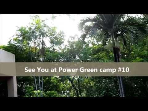 Power Green Camp 10