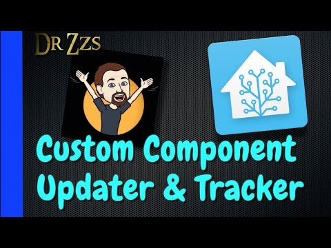 Custom Updater for Home Assistant Components | Smart Home |