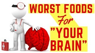 The 7 Worst Foods for Your Brain that May Harm Your Memory