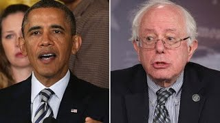 Why President Obama Is Supporting Hillary Clinton Over Bernie Sanders