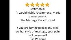 The Massage Place Encino Reviews, 16350 Ventura Blvd  Encino, CA 91436