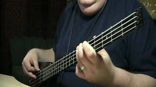Styx Madame Blue Bass Cover