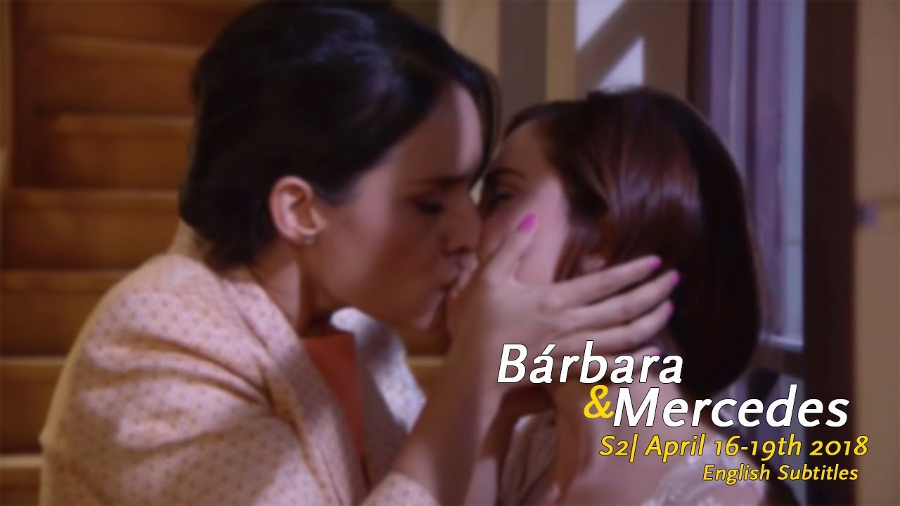 Barbara And Mercedes April 16 19 English Subtitles Youtube