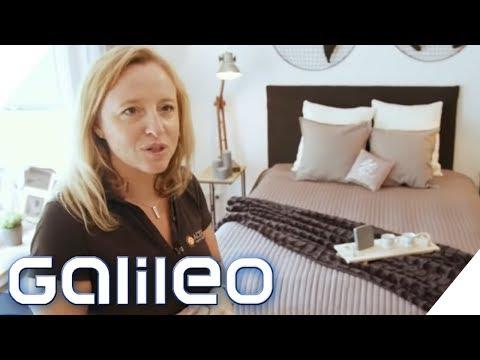 So Wirkt Eine Kleine Wohnung Riesig! Die Besten Tipps Der Home-Stager | Galileo | ProSieben