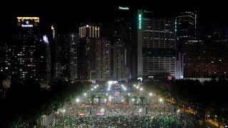 时事大家谈:从勇武抗争到和平抗争:818集会成香港转折点?