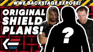 The ORIGINAL WWE Shield Plans!