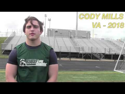 Rubio Long Snapping, Cody Mills, March 2016