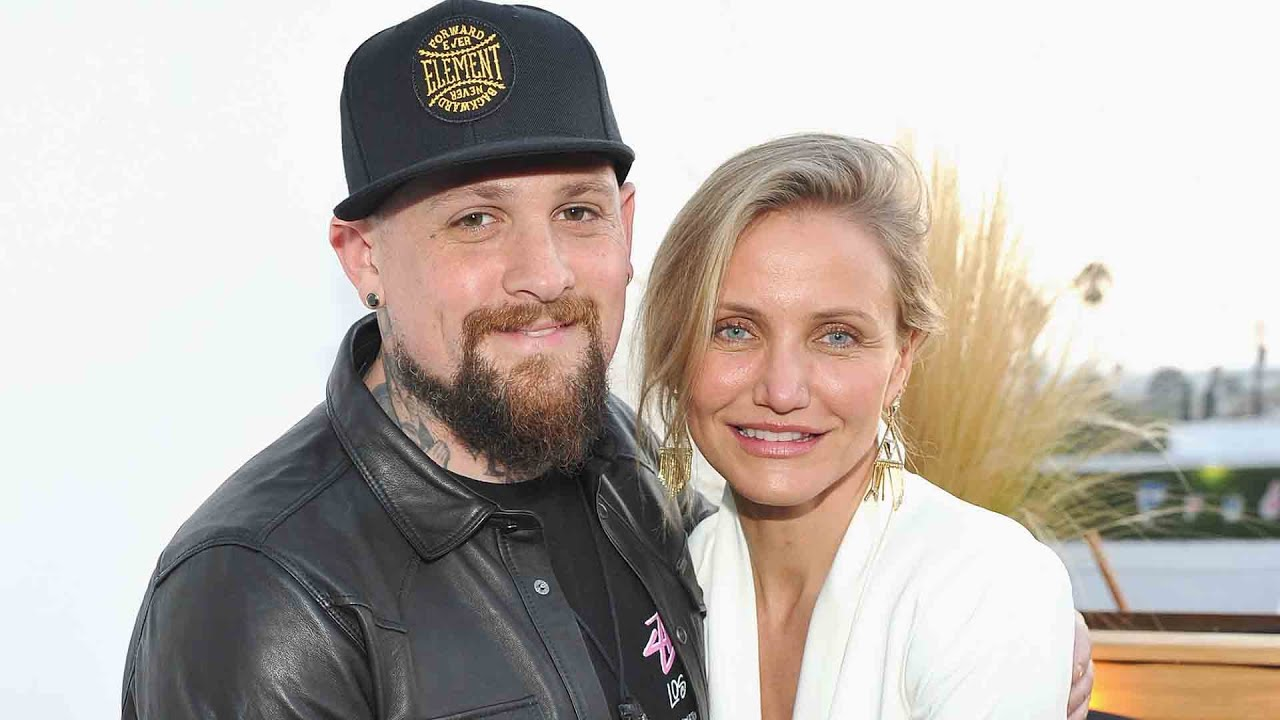 Cameron Diaz Gushes About Benji Madden As A Dad