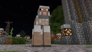 Goat Simulator in Minecraft