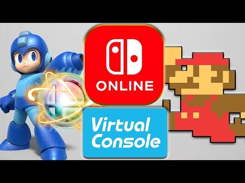 Nintendo Switch Virtual Console - When will it Launch?