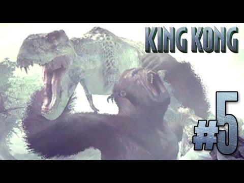 V.REX KILLER!!! : Peter Jackson's King Kong | Ep5 (XBOX 360)