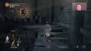 Glanderson booper|Dark Souls 3 #1