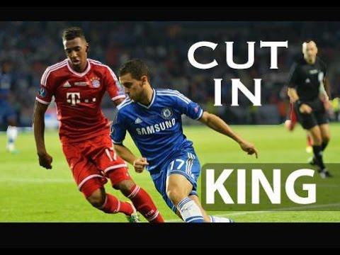 Eden Hazard - The King Of Cut In Goals - HD