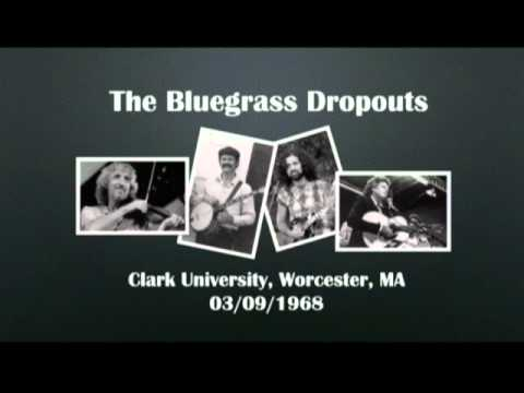 【CGUBA039】The Bluegrass Dropouts 03/09/1968
