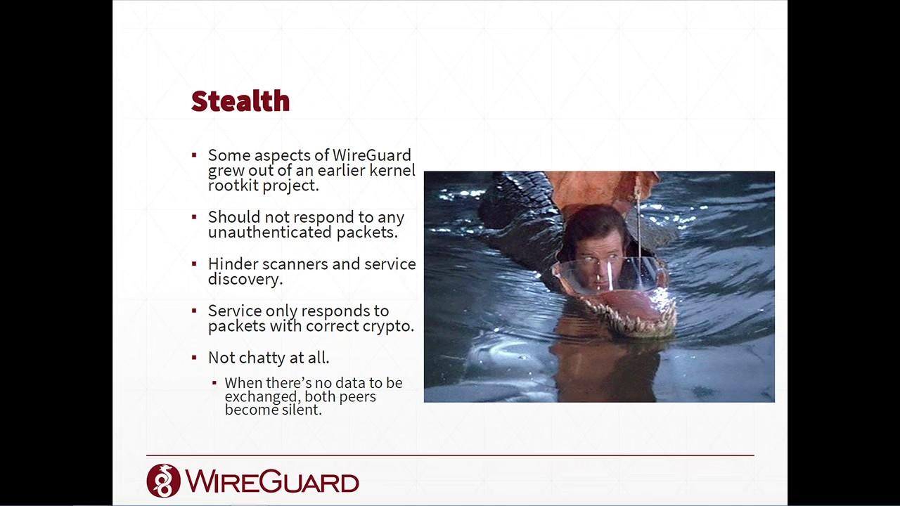 Wireguard Roaming