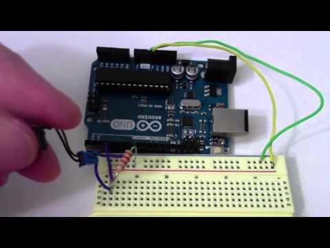 Arduino - Laser Tripwire Alarm System Arduino, Arduino