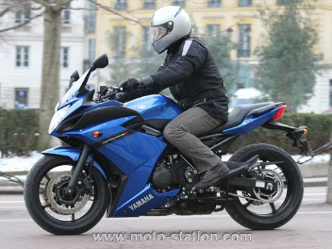 yamaha xj6 diversion f erfahrungen meiner probefahrt moto rat youtube. Black Bedroom Furniture Sets. Home Design Ideas