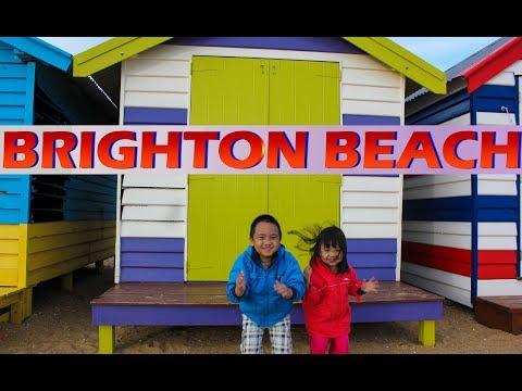 Brighton Beach, Rose Garden and Sorento Front Beach - Jalan jalan Australia Melbourne #10