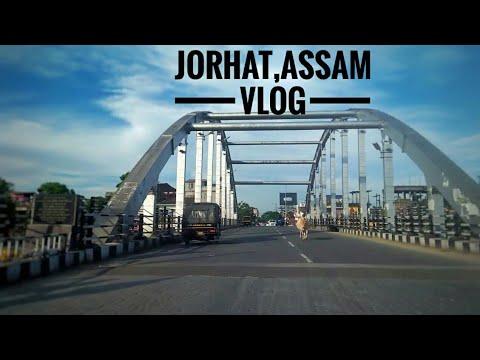 Vloging at jorhat town,Assam