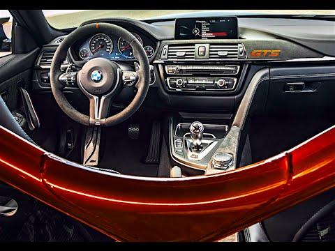 BMW M4 GTS INTERIOR 2016 New BMW M4 Commercial BMW M3 2016 ...
