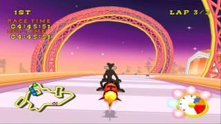 Looney Tunes: Space Race (PS2) walkthrough - Galact O Cup O Rama
