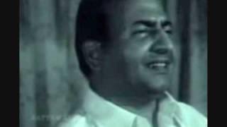 mohammed rafi: ghar se dola (very rare live version)