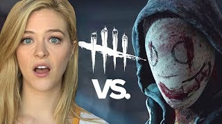 Kelsey Tries To Survive Dead By Daylight • Live