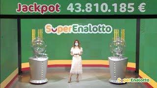 SuperEnalotto - Estrazione e risultati 28/05/2020