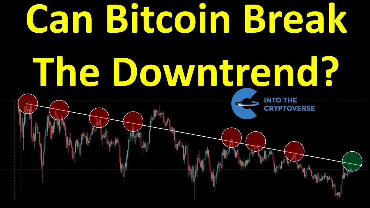 Can Bitcoin Break The Downtrend?