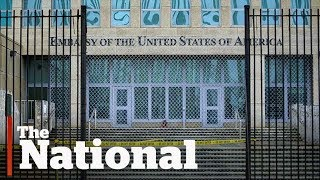 U.S. pulls diplomats out of Cuba over 'sonic attack'
