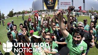 México y Uruguay se preparan para su primer partido en la Copa América