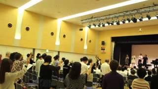 夏祭クラシックス2014 ガラ・コンサートオケ合わせ