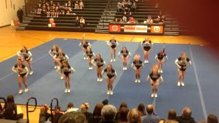 cheerleading dance moves
