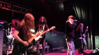 "Sanctuary performs ""Die For My Sins"" {HD 60fps} live in Athens, @Gagarin 205, 21 March 2015"
